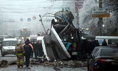 Zabici w nowym zamachu w Wołgogradzie