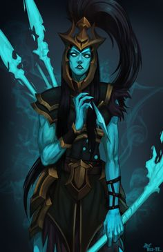 Kalista | Калиста @League of Legends | Лига Легенд #LoL #ЛоЛ