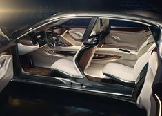 BMW Unveils Vision Future Luxury Car With Augmented Reality Display