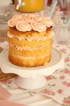 Vainilla Layer cake
