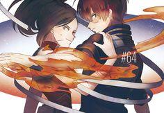 Boku no Hero Academia Series Todoroki Shouto Character Yaoyorozu Momo Character