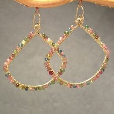 Calico Juno Designs  Earrings :: A - C :: Bohemian :: Bohemian 062 -