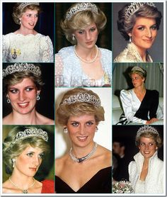 Diana Spencer Jewelry | Princess Diana: People's Princess-Jewelry Style Decoded! | Angara ...