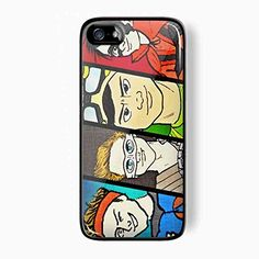 5sos Dont Stop Cover Song for iPhone 5/ 5s Black Case