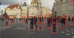 Pedestrian people detection