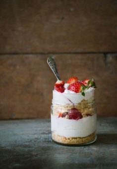 Individual No Bake Cheesecakes - 15 Irresistible No Bake Cheesecakes…