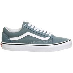 Old Skool Trainers by Vans Supplied by Office ( 63) ❤ liked on Polyvore  featuring shoes 8413ec5163e