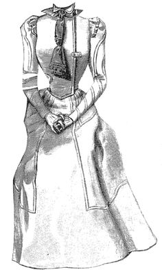 ageless pattern, 1898 Seaside Costume w/Short Jacket