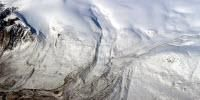 Nine times more ice is melting annually due to warmer temperatures
