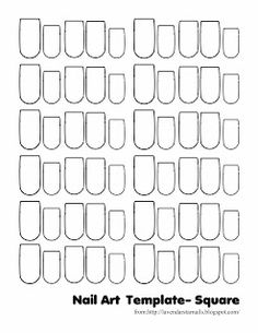 92 best PLANCHES D\'ONGLES FICHES TEMPLATES images on Pinterest ...
