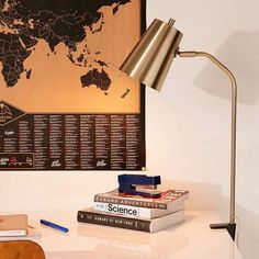 Urban Outfitters Aerin Clamp Lamp