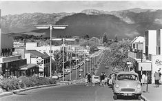 Somerset West, Adventure Movies, Cape Town, Main Street, Homeland, Old Photos, South Africa, Maine, Beautiful Places