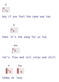 Guitar Chords, No Worries, Bar Chart, How Are You Feeling, Let It Be, Songs, Feelings, Guitar Chord, Bar Graphs