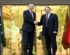 Turkey, Pakistan agree to strengthen bilateral ties