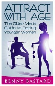 This is a book teaching older men how to date younger women, including tips, dating strategies, and background in female psychology.