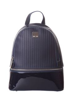 Rucsac de piele ecologica Lamonza (A12895-DARK-BLUE) | Fashion Days Leather Backpack, Fashion Backpack, Backpacks, Bags, Handbags, Leather Backpacks, Backpack, Backpacker, Bag