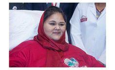 رحيل أثقل إمرأة بالعالم إيمان عبد العاطي صباح اليوم بأبو ظبي