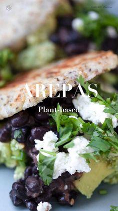 Vegetarian Breakfast, Vegetarian Recipes, Healthy Recipes, Latin Food, Spanish Food, Vegan Snacks, Vegan Lifestyle, Black Beans, Tofu