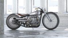 Soviet K-750 custom (render)