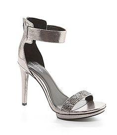 Calvin Klein Valery Dress Sandals #Dillards