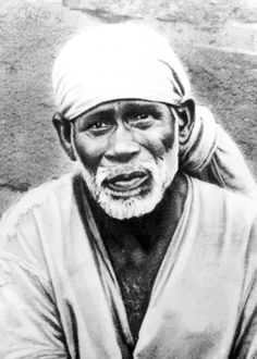 A wonderful episode from the life of Sai Baba of Shirdi which shows that the ultimate surrender is that in which even the desire for liberation is sublimated in order to listen to the Guru. Sai Baba Pictures, Sai Baba Photos, God Pictures, Hindu Deities, Hinduism, Shirdi Sai Baba Wallpapers, Baba Image, Lord Vishnu Wallpapers, Sathya Sai Baba