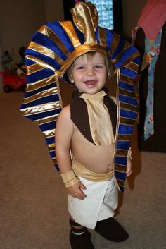 The Pharaoh Re-claims Egypt this Halloween  Check out your local Goodwill for all of your Halloween shopping : www.goodwillvalleys.com/shop