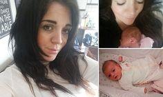 Mum narrowly avoids stillbirth just four days before due date