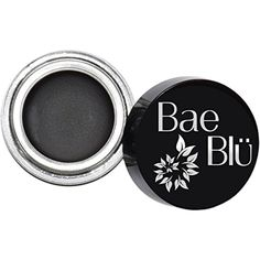 BEST Organic 100% Natural Vegan Black Gel Liner Eyeliner Smudge Pot, Made in USA by BaeBlu * More info could be found at the image url. (This is an affiliate link) #Eyeliner