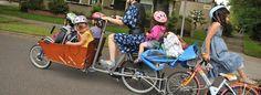 Ce trebuie să știm când mergem cu bicicleta!
