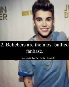 stop the hate and bullying to all of us beliebers!