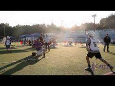 Thompson Brothers Shooting Drill | Catch Lacrosse