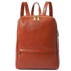 Women's genuine leather backpacks ,female cow leather shoulder bags ,school satchel,casual,travel lady's bag ulzzang,slipony