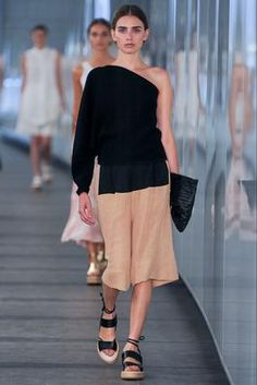Whistles Spring 2015 Ready-to-Wear Fashion Show: Complete Collection - Style.com