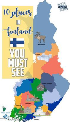 The Top 10 Places in Finland you MUST see in your lifetime aren't necessarily where you might think. Today we share our favorites and why. Book your trip! Finland Trip, Finland Travel, Finland Food, Lapland Finland, Lappland, Helsinki, Finland Culture, Finnish Words, Travel Party