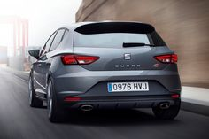 2016 Seat Leon Cupra 290 Photos