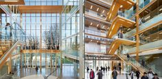 University of British Columbia, Earth Sciences Building (ESB) | Global