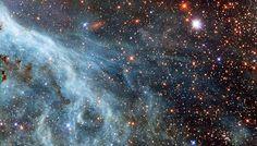 Nasa julkaisi tämän päiväämättömän kuvan lokakuussa. Kuvassa Suuri Magellanin pilvi, joka on Linnunradan suurin seuralaisgalaksi.