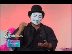 El Hacker de la farandula con @VioletaRamirezv en @AgendaVIP15 - Cachicha.com