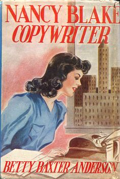 This one really has it all: polio, Pearl Harbor, and copy writing! Nancy Blake, Copywriter (1942)
