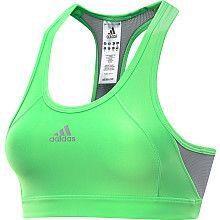 adidas Women's TechFit Solid Sports Bra