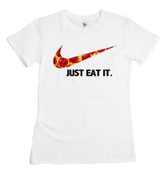 Just Eat It Tee — Kollage