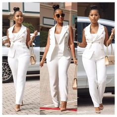 Blazers For Women, Jumpsuits For Women, Coats For Women, Clothes For Women, Women Blazer, Women Pants, Work Clothes, Office Outfits For Ladies, Casual Work Outfits