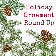 5 Beaded Ornament Tutorials