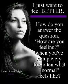 From Fibromyalgia Hurts on Facebook!