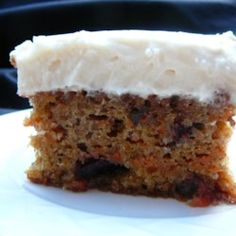 Cranberry Carrot Cake - Allrecipes.com