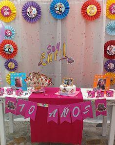 decoracion soy luna Son Luna, Lany, Ideas Para, Party Themes, Fiestas