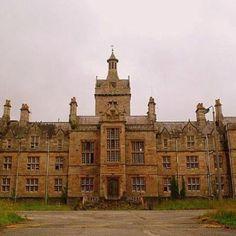 Denbigh Asylum North Wales.