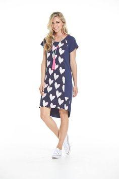 Charlo Portia Tamari Dress Beautiful Outfits, Dress Skirt, Short Sleeve Dresses, Style Inspiration, Denim, Tees, My Style, Cupboard, Pretty