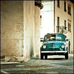 Great picture of the Fiat 500