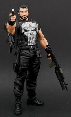 The Punisher (Marvel Legends) Custom Action Figure